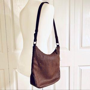 THE SAK Brown Hobo Bag